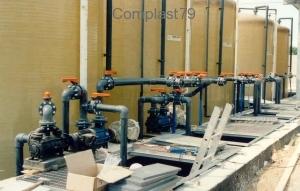 Collettori di distribuzione in PVC