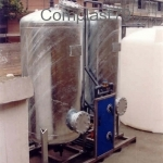 Impianto di filtrazione acque