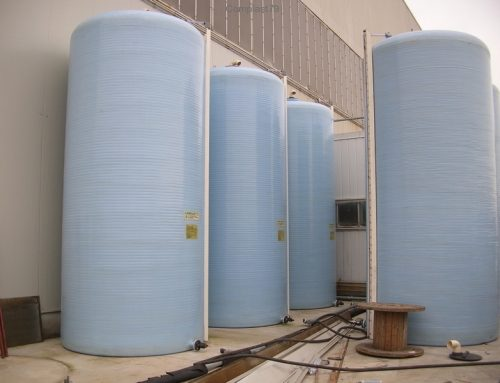 Cylindrical tanks