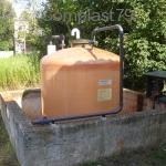 Impianto stoccaggio e distribuzione  cloruro ferrico