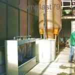 Impianto trattamento acque di scarico