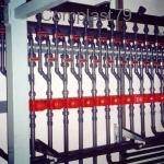 Tubazioni PVC di stoccaggio e distribuzione
