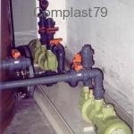 Tubazioni in PVC di distribuzione