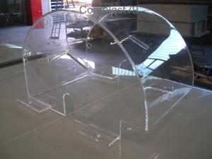 lavorazione materie plastiche Copertura Plexiglass