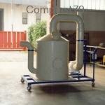 Filtro per aria a carboni attivi