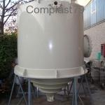 Serbatoio PP 4300 litri