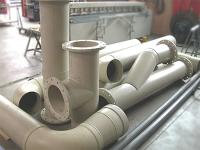Complast 79 tubazioni in materiale acido resistente